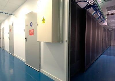 Sala tecnica centro de datos